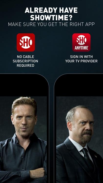Showtime Anytime screenshot-4
