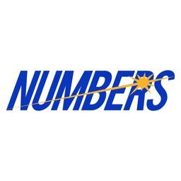 ナンバーズ3・4当選番号通知アプリ