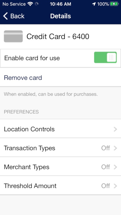 PeoplesChoice VISA Credit Card screenshot-5