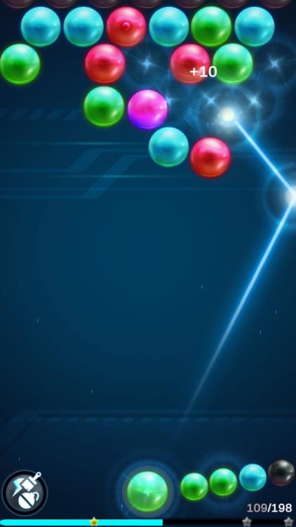 Bubble Shooter -magnetic balls screenshot-6