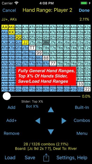 PokerCruncher - Advan... screenshot1