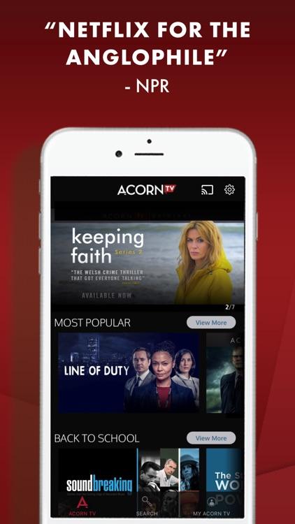Acorn TV screenshot-0