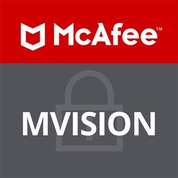 McAfee MVISION Mobile Logo