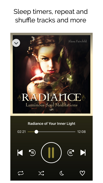 Radiance Meditations screenshot 3