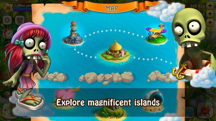 Zombie Castaways screenshot-2