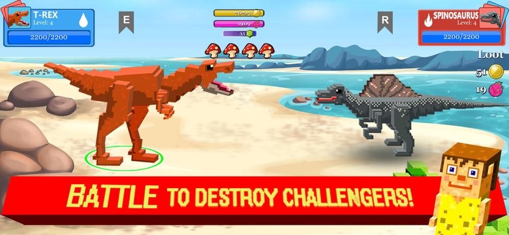Jurassic Pixel Dinosaur Craft Cheat Codes