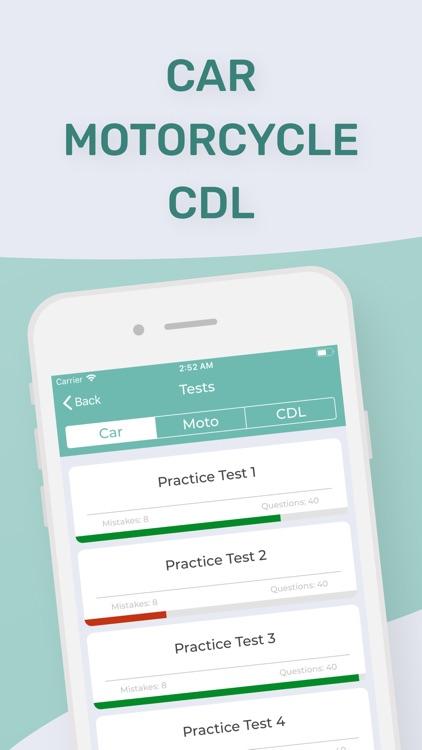 DMV Permit Practice Test - Hub screenshot-3