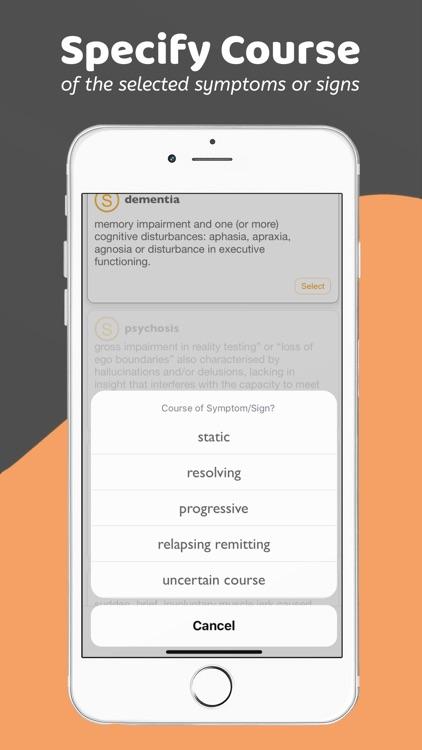Neurology Pro - A DDx App screenshot-6