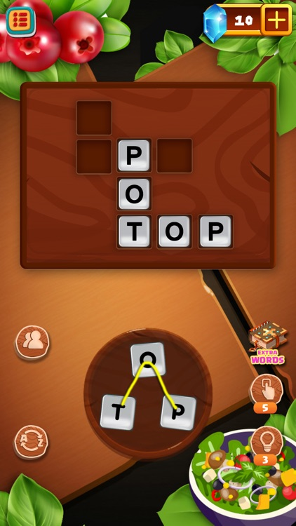 Word Stacks : Word Puzzle Game screenshot-3