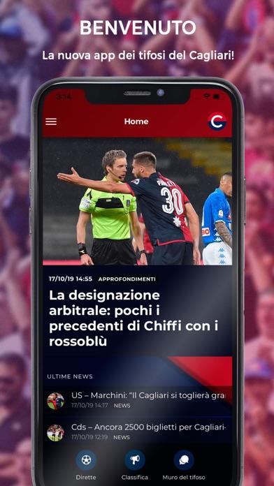 CalcioCasteddu screenshot 4