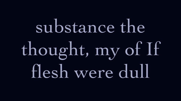 Shakespeare's Sonnets: screenshot-3