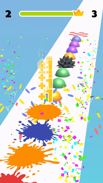 Bubble Popper 3D screenshot 2