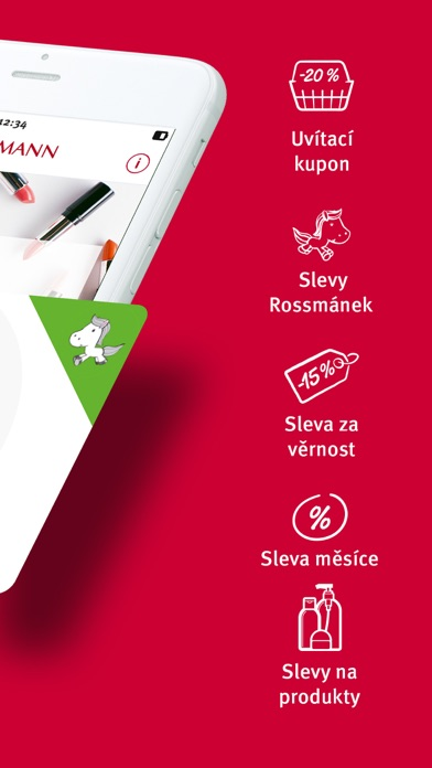 Screenshot for ROSSMANN CLUB in Colombia App Store