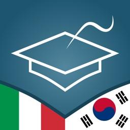 Italian   Korean AccelaStudy®