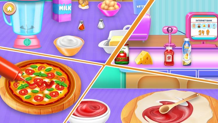 Pizza Maker Cooking Baker screenshot-4