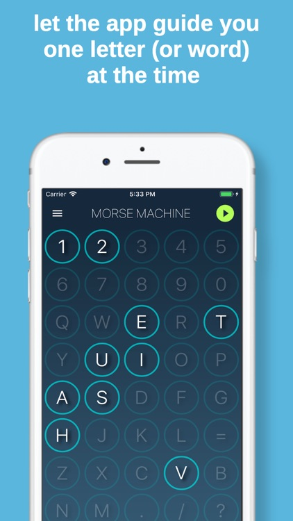 Morse Machine screenshot-1