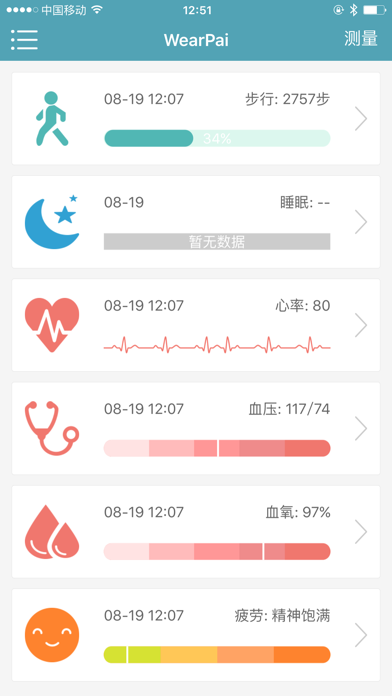 Wearfit by zepeng chen (iOS, United States) - SearchMan App
