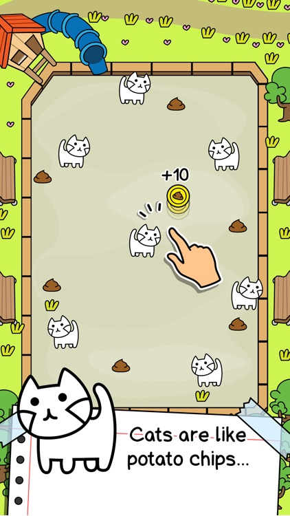 Cat Evolution: Clicker Game