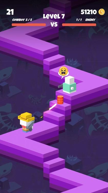 Survival Shoot-Block Gun Games screenshot-3