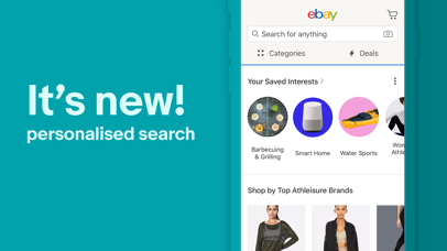 Download Buy, sell and save with eBay