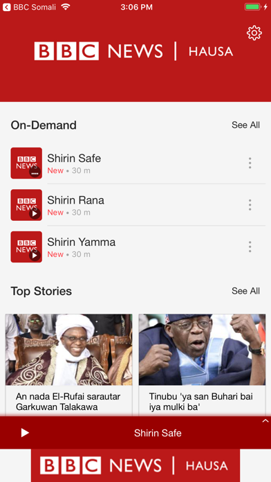 messages.download BBC News Hausa software