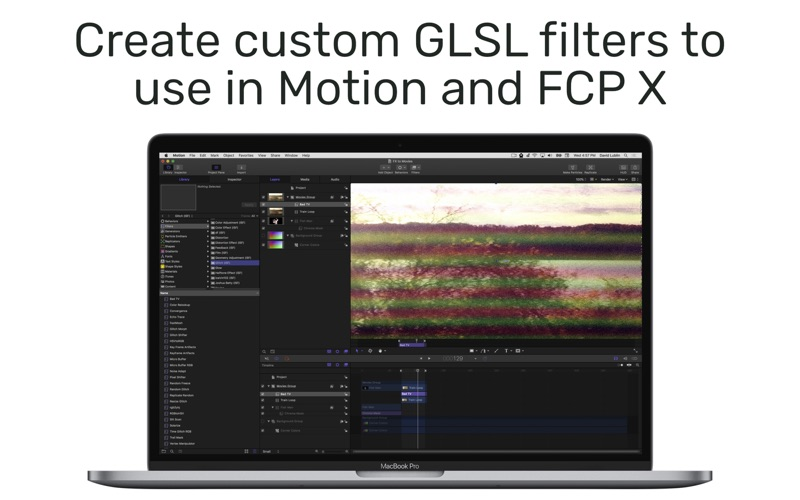 ISF for Motion for Mac