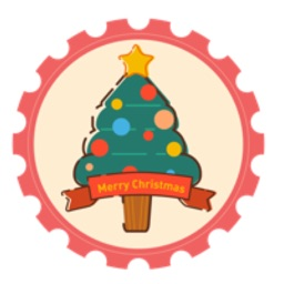 Wonderful Christmas Stickers