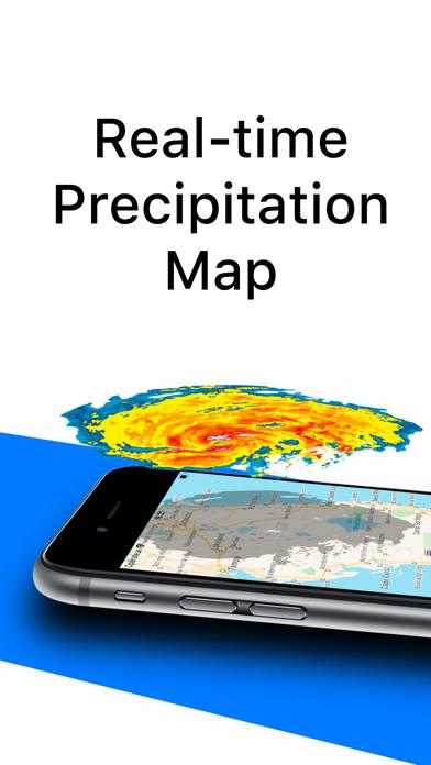 RainViewer: Weather Radar Screenshot