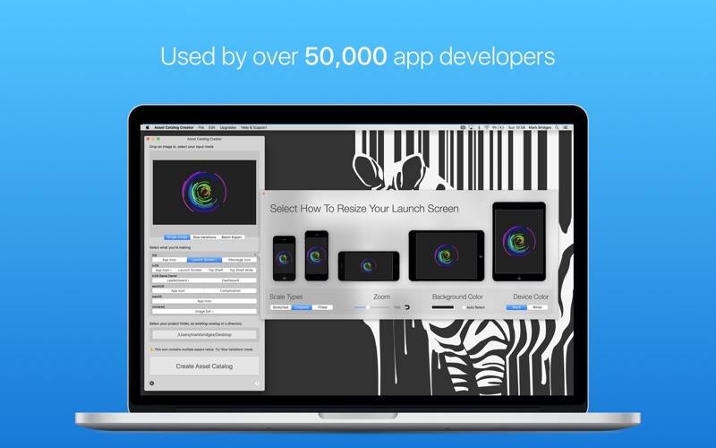 Asset Catalog Creator review screenshots