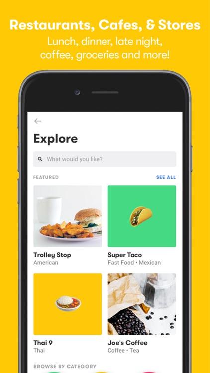 JoyRun: Food Delivery & Pickup screenshot-3