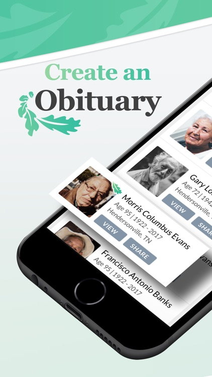 MyObits: Obituary Listings