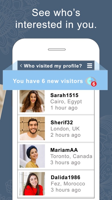buzzArab Arab & Muslim Dating by BUZZMEDIA INCORPORATED (iOS