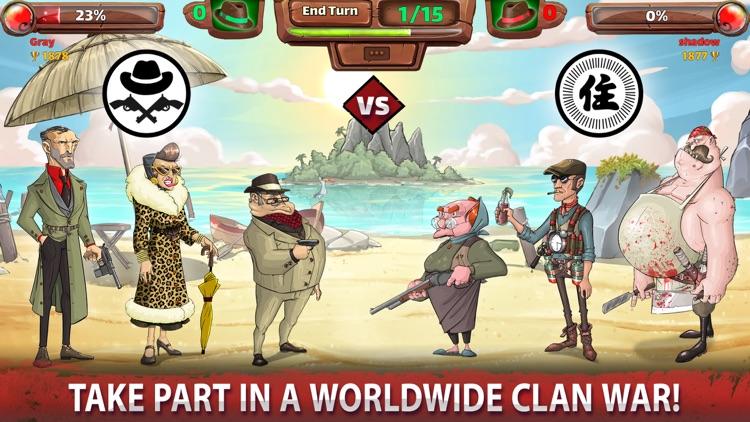 Mafioso - Gangsters' games screenshot-5