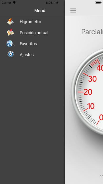Screenshot for Higrómetro - Compruebe humedad in Chile App Store