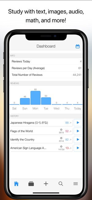 AnkiApp Flashcards on the App Store