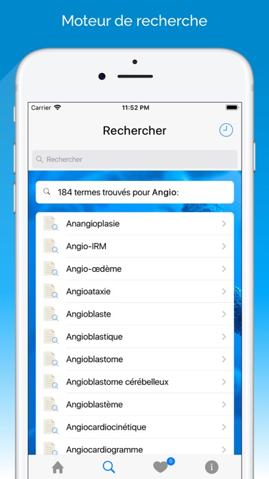 Dictionnaire Médical - Pro Screenshots