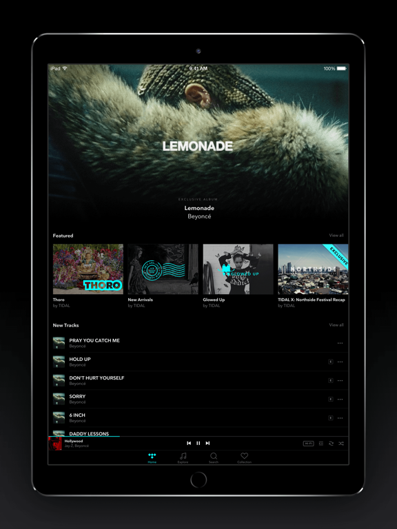 TIDAL Music - Streaming by TIDAL Music AS (iOS, United