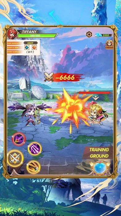 God Realm:Single screenshot #6