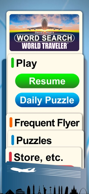 Word Search World Traveler on the App Store