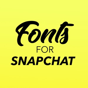 Fonts for Snapchat Keyboard App Reviews, Free Download