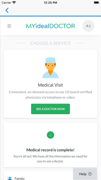 MYidealDOCTOR screenshot-1