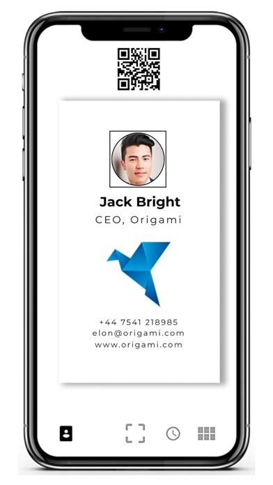 点击获取Deets : swap your contact info