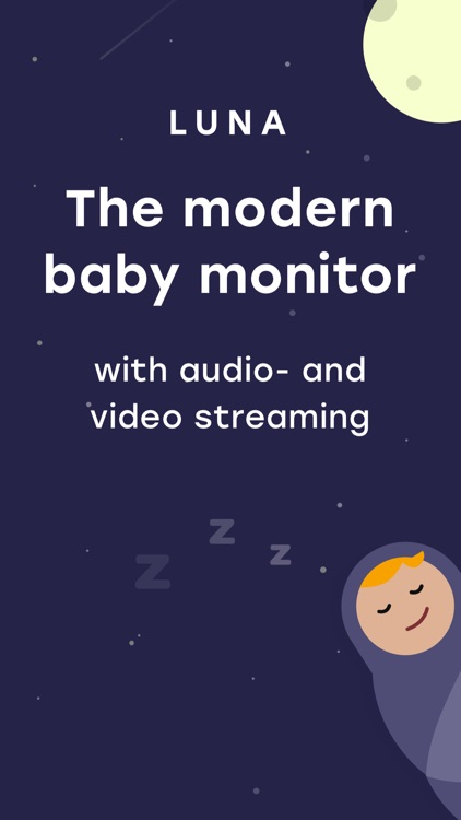 Luna - Baby Monitor with Video