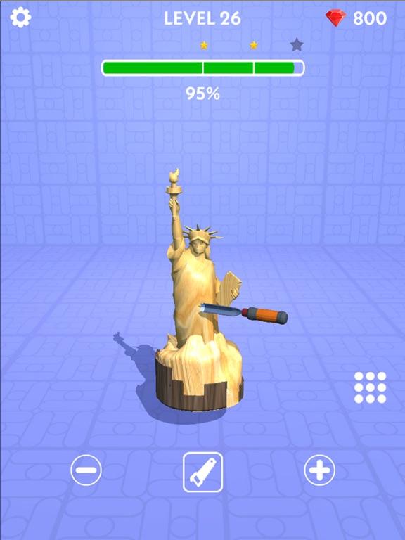 Wood Carve screenshot 7