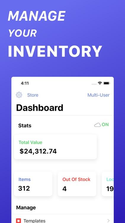 Inventory List - Track Things screenshot-0