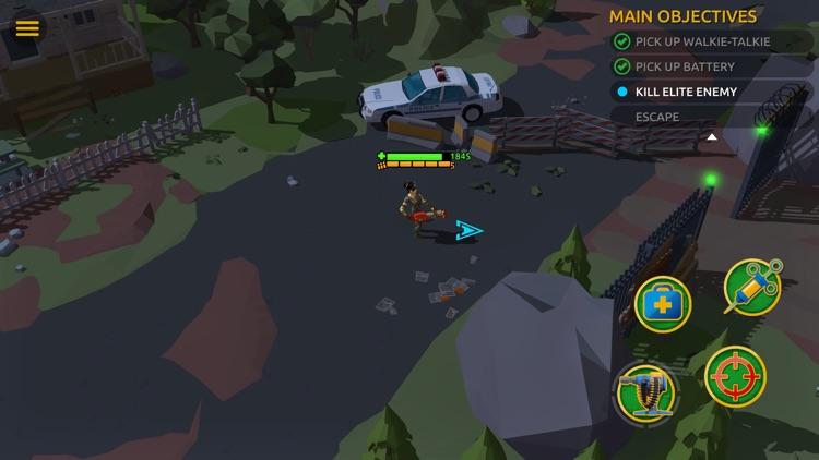 Zombie Blast Crew screenshot-3