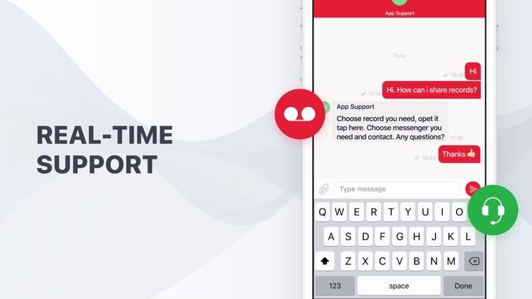 Recordeon - Record phone calls screenshot-4
