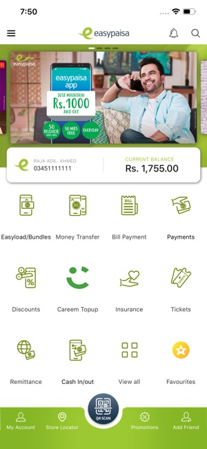 Easypaisa on the App Store