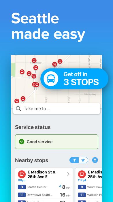 Seattle Transit • Bus & Train
