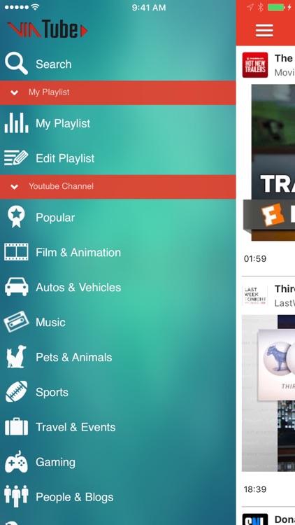 VIATube - Player for YouTube